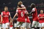 Arsenal se rapproche de la Ligue des champions
